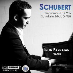 Impromptus D.935/Sonata in B-Flat, D.960