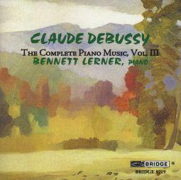 The Complete Piano Music, Vol. III