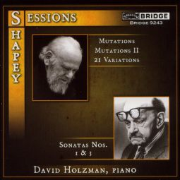 Sonatas 1&3/Mutations/Mutations II/21 Variations