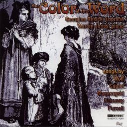 The Color of the Word, Masterpieces of Text-Settin