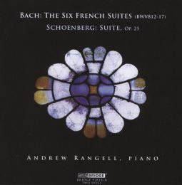 The Six French Suites (BWV 812-17)