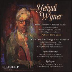 Piano Concerto/Cello Concerto/Lyric Harmony/Epilog