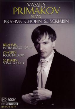 Intermezzos, Op.117/Four Ballades/Sonata No.4