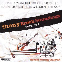 Stony Brook Soundings, volume 1