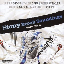 Stony Brook Soundings, volume 2