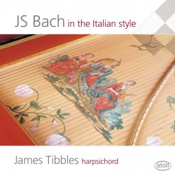 J.S Bach in the Italian Style