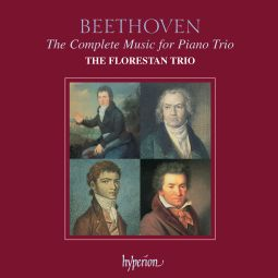 Beethoven: Complete Music for Piano Trio