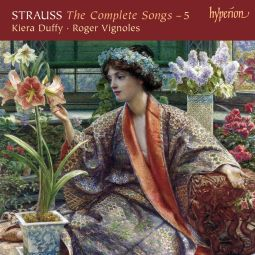 Strauss: The Complete Songs, Vol. 5 – Kiera Duffy