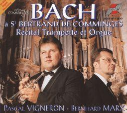 Bach à St Bertrand de Comminges