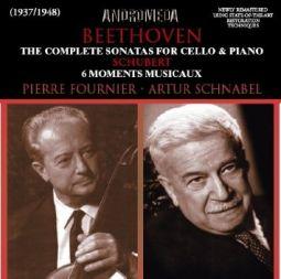 The complete Cello Sonatas