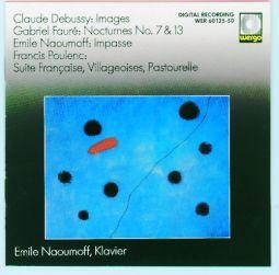 Images / Nocturnes Nr. 7 u. 13 / Impasse / Suite Française / Villageoises / Pastourelle