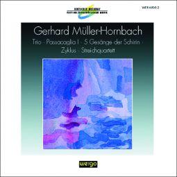 Trio / Passacaglia I / 5 Gesänge der Schirin / Zyklus / Streichquartett