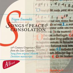 Songs of peace and consolation