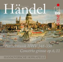 Händel: Wassermusik / Concerto grosso op. 6, 11