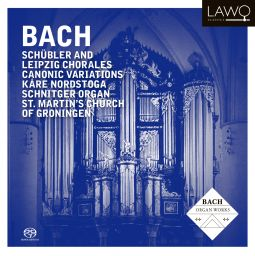 Bach, Schübler and Leipzig Chorales