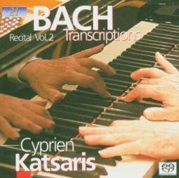 Bach: Transcriptions Recital Vol. 2