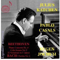 Bach - Beethoven: Julius Katchen - Live Performances