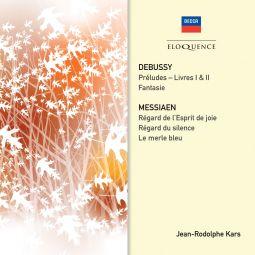 Debussy: Preludes - Book I & II Messiaen: Piano Works