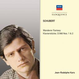 Schubert: Wanderer- Fantasy; Klavierstucke
