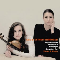 Szymanowski - Hindemith - Respighi: Violin Sonatas