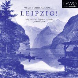 Leipzig!  Music for Wind Octet