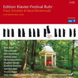 Klavier Festival Ruhr, Schubert & neue klaviermusik