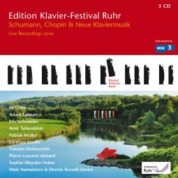 Klavier Festival Ruhr, Schumann, Chopin, new piano music