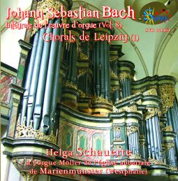Complete works for organ (Vol. 8)