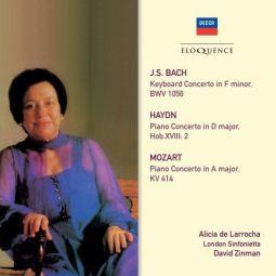 BACH, MOZART, HAYDN: Concertos