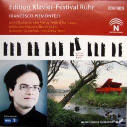 Francesco Piemontesi - Edition Klavier-Festival