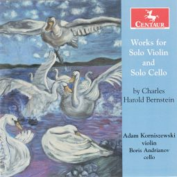 Works for Solo Violin and Solo Cello