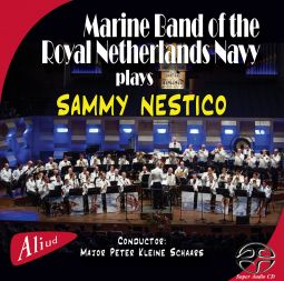 Marine Band of the Royal Netherlands Navy plays Sammy Nestico