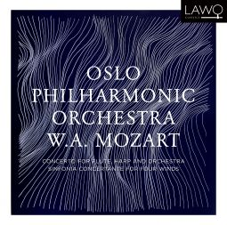 Concerto for flute, harp and orchestra