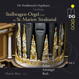 Norddeutsche Orgelkunst Vol. 4  Lüneburg