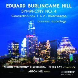 Symphony No. 4, Concertino No. 1 & 2, Divertimento
