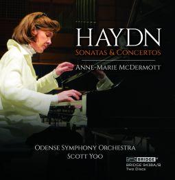 Piano Sonatas and Concertos of Haydn