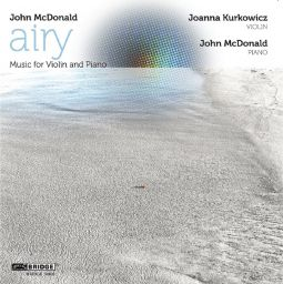 Airy, Music for Violin and Piano (1985-2008)