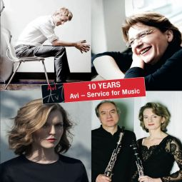 BUNDLE CD Catalog CAvi-10 years (CD - Cello Concertos)