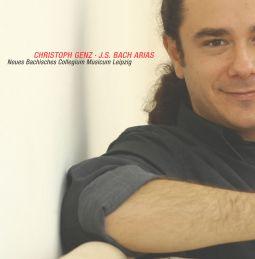 Johann Sebastian Bach: Arias for tenor