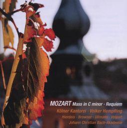 Great Mass in C Minor & Requiem in D Minor