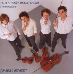 Felix Mendelssohn & Fanny Mendelssohn-Hensel: String Quartets