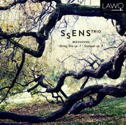 String Trio Op. 3 & Serenade Op. 8