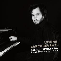 Galina Ustvolskaya, Piano Sonatas Nos. 1-6