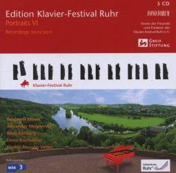 Portraits VI (Edition Ruhr Piano Festival Vol. 28)