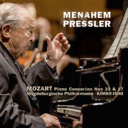 Piano Concertos Nos 23 & 27