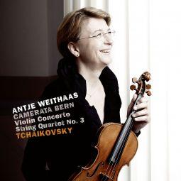 Violin Concerto & String quartet No. 3