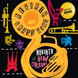 Rebirth of New Orleans (vinyl)