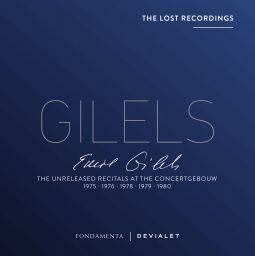 The Unreleased Recitals at The Concertgebouw 1975 - 1976 - 1978 - 1979 - 1980