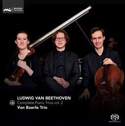 Complete Piano Trios Vol. 2