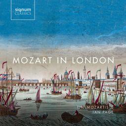 Mozart in London